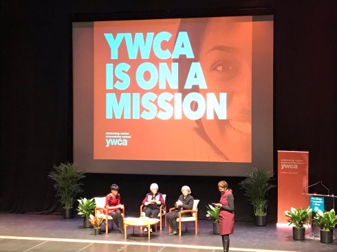 YWCA Cleveland's #ItsTimeToTalkCLE at TriC 2017