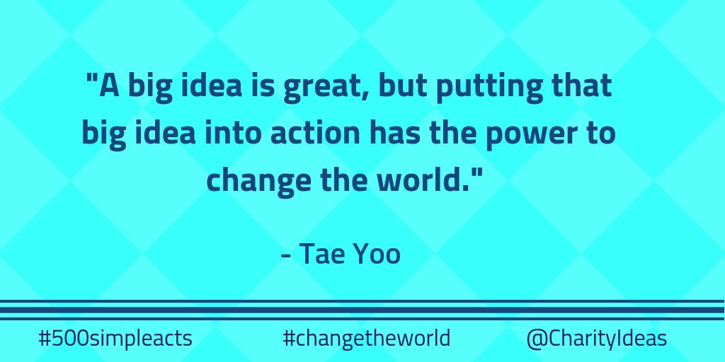 Charity Ideas